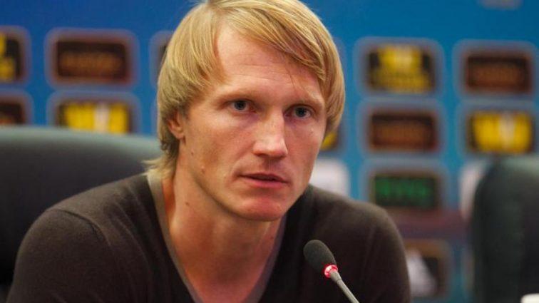 Легендарному футболисту Динамо открыли памятник