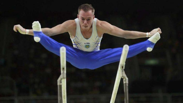 Украинские гимнасты завоевали восемь медалей на Кубке мира во Франции