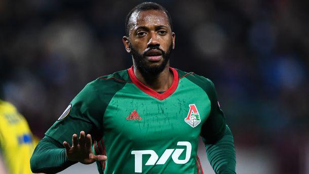 Игрок «Локомотива» оформил самый быстрый хет-трик в Лиге Европы