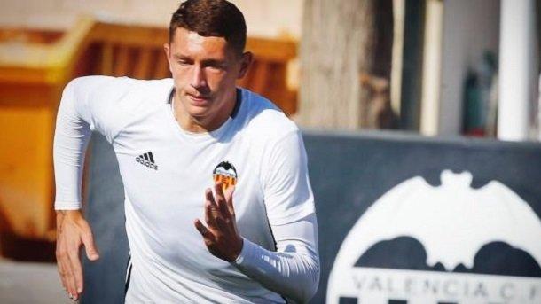 Шевченко может вызвать в сборную Украины игрока «Валенсии»