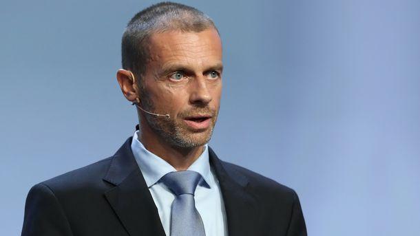 Президент УЕФА поддержал идею закрывать трасферное окно перед стартом сезона