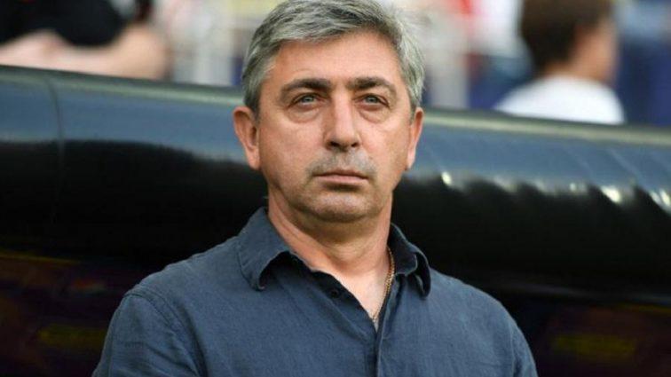 Украинский футбольный клуб неожиданно сменил тренера