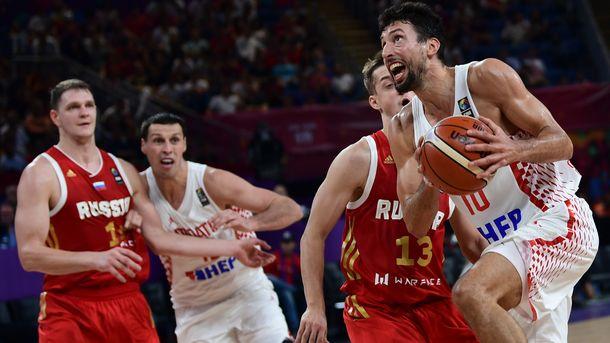 Сборная России вышла в четвертьфинал Евробаскета-2017