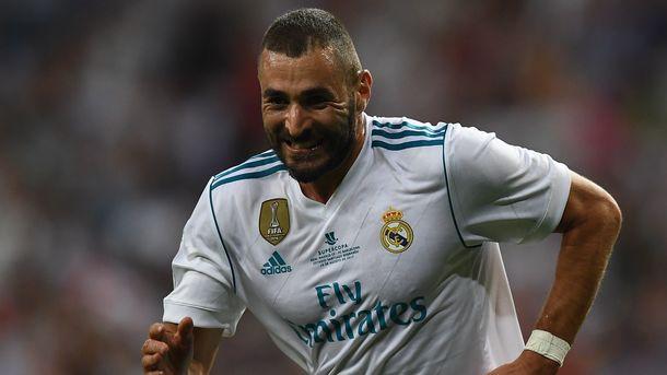 Карим Бензема продлил контракт с «Реалом»