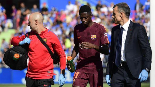 «Барселона» на четыре месяца потеряла футболиста, на которого потратила рекордные деньги