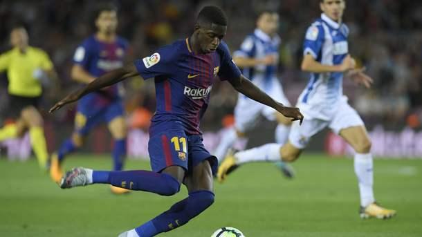 Новичок «Барселоны» за 105 миллионов евро успешно перенес операцию