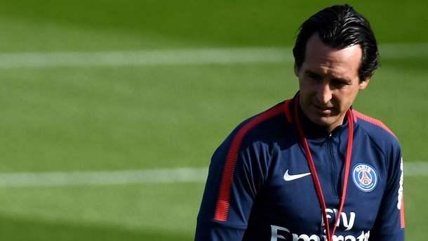 «ПСЖ» расстанется с тренером, если клуб не выйдет в полуфинал Лиги чемпионов