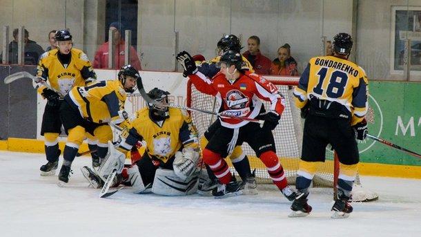 ХК «Донбасс» выиграл шестой матч в чемпионате Украины