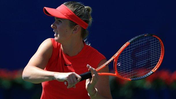 Элина Свитолина квалифицировалась на Итоговый турнир WTA