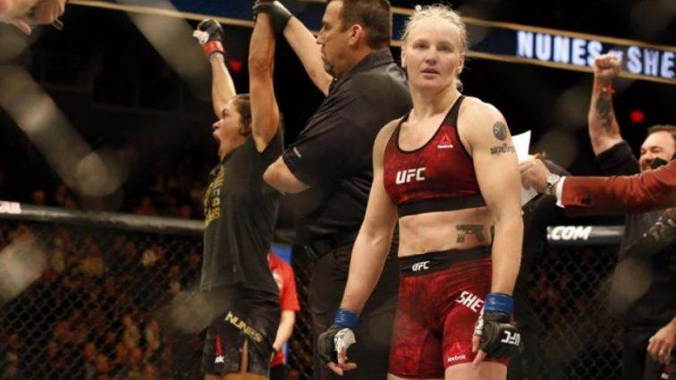 UFC 215: Все результаты турнира