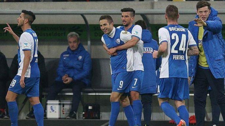 Капитан немецкого клуба убедил судью отменить пенальти