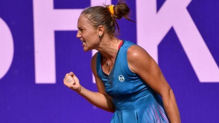 Украинская теннисистка выиграла второй титул в карьере