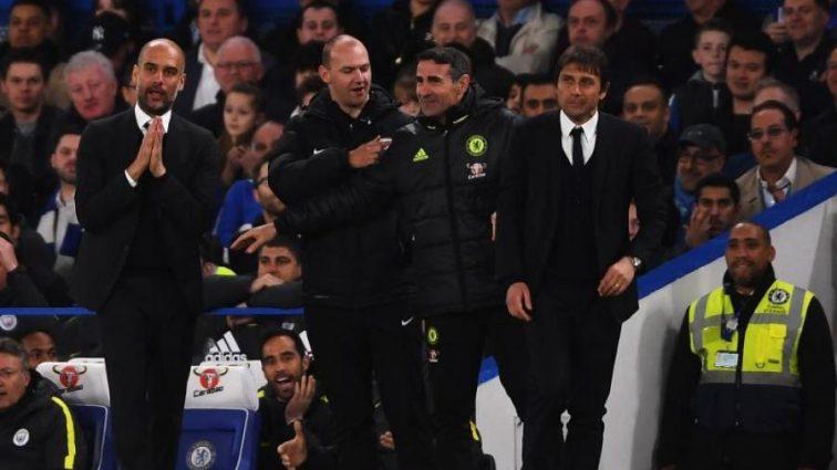 Наставник Челси назвал имя лучшего футбольного тренера