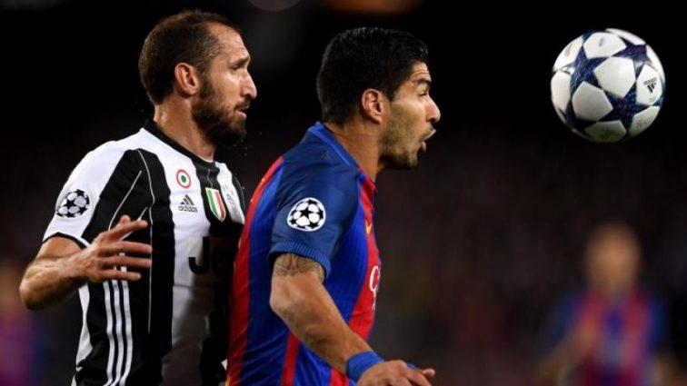 Барселона — Ювентус: Где смотреть матч Лиги чемпионов