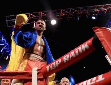 Ломаченко вошел в ТОП-3 лучших боксеров мира