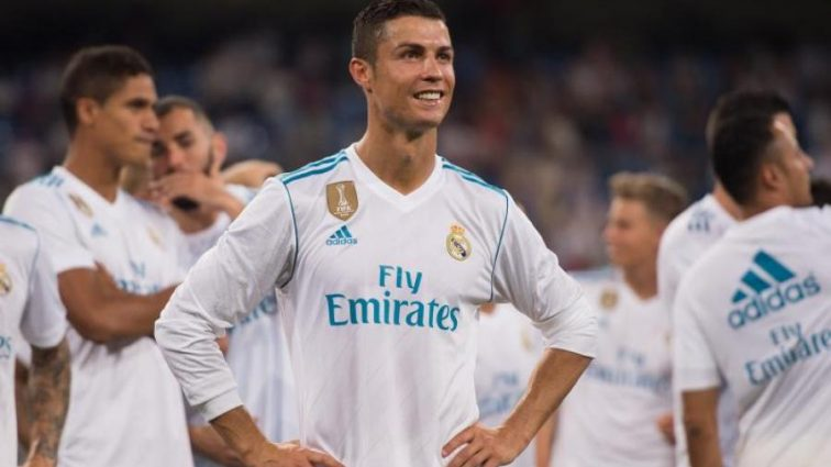 Реал заключит новый многомиллионный контракт со спонсором