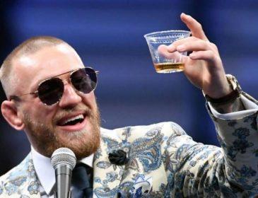 Макгрегор хочет выпускать собственный виски