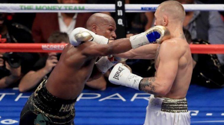 Мейвезер рассказал, почему не завершил бой с МакГрегором в первом раунде