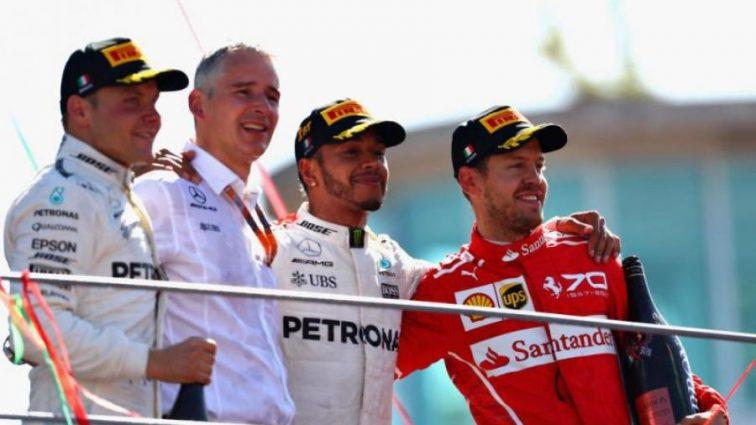 Британский гонщик стал победителем Гран-при Италии