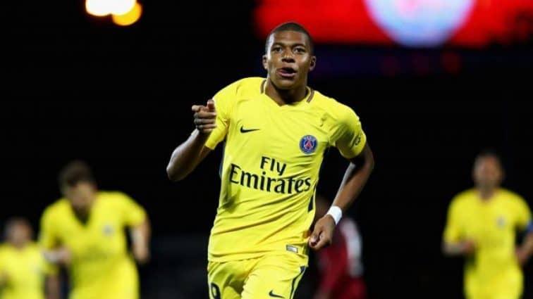 Звездный форвард поделился эмоциями от дебютного гола в футболке ПСЖ