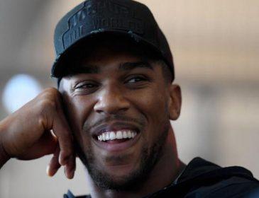 Джошуа стал боксером года в Великобритании
