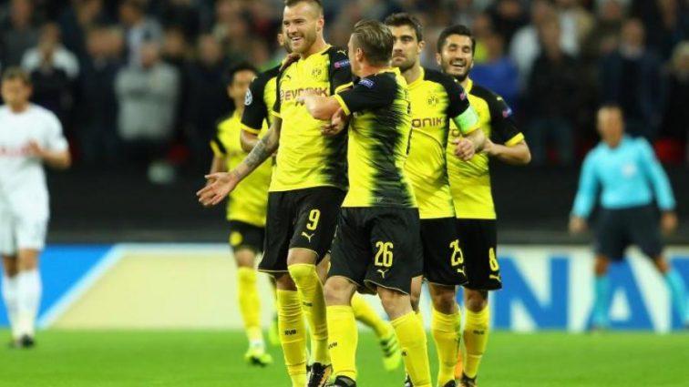 Тренер немецкого клуба высоко оценил игру Ярмоленко