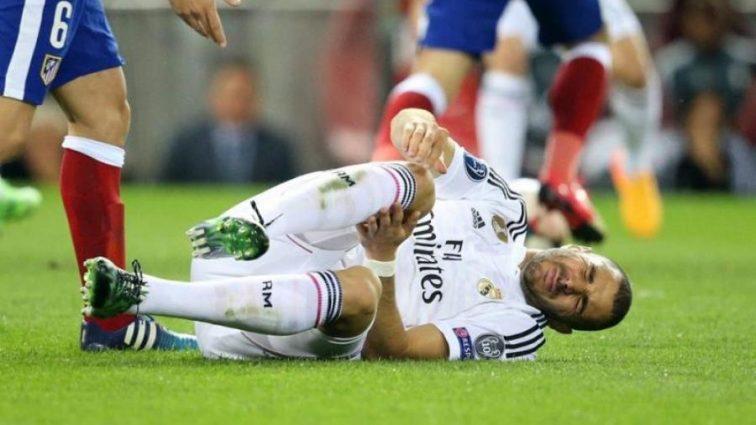 Лидер Реала попал в аварию и побил свой дорогой джип