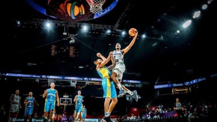 Евробаскет-2017: Украина уступила Словении и вылетела из турнира
