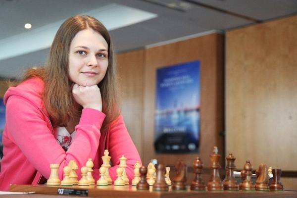 Анна Музычук поднялась на вторую позицию в мировом рейтинге шахматисток