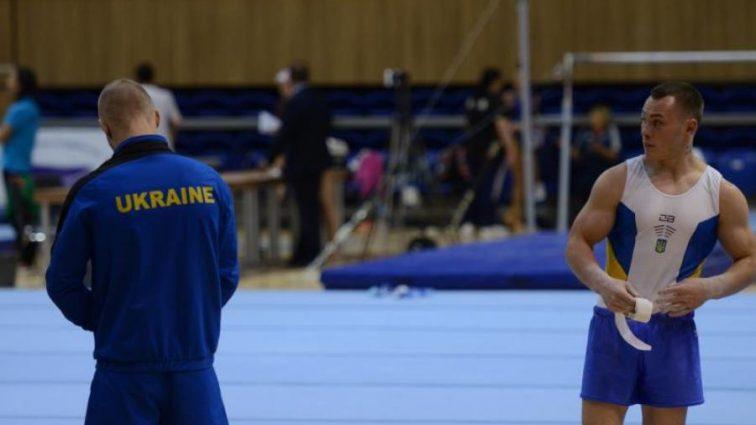 Украинские гимнасты завоевали пять медалей на Кубке мира