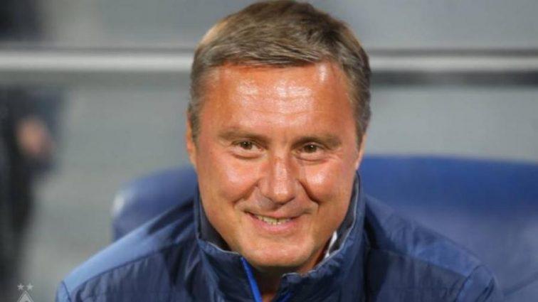 Тренер Динамо прокомментировал ничью в матче с Верес