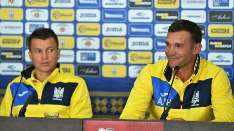 Шевченко прокомментировал победу Украины в матче с Турцией