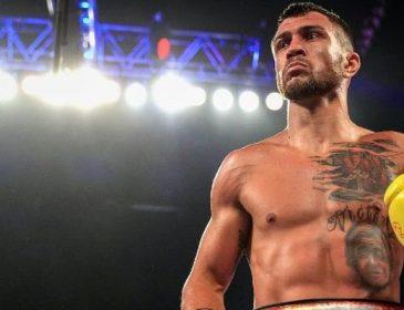 Ломаченко вошел в топ-3 лучших боксеров планеты
