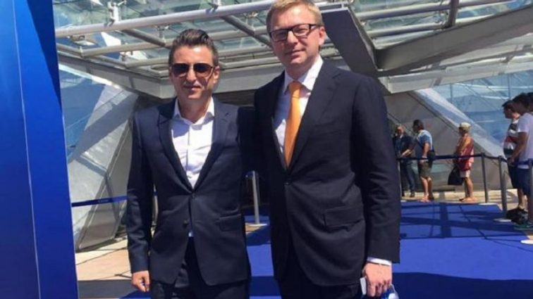 Журналист Ахметова назвал наезды тренера Зари на Шахтер неприлично регулярными