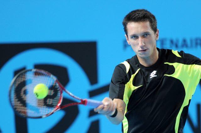 Украинский теннисист Стаховский удачно начал престижный турнир в Бельгии