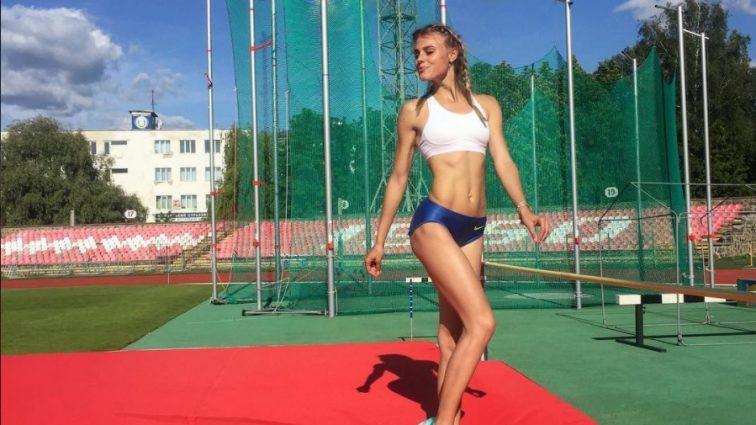 Украинская спортсменка-красавица может стать лучшей в номинации Восходящая звезда