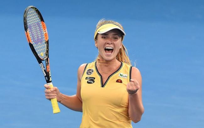 WTA Пекин. Свитолина уверенно преодолевает очередной раунд соревнований