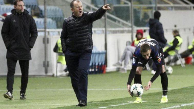 Тренер Черноморца поссорился с руководством из-за премиальных от Шахтера
