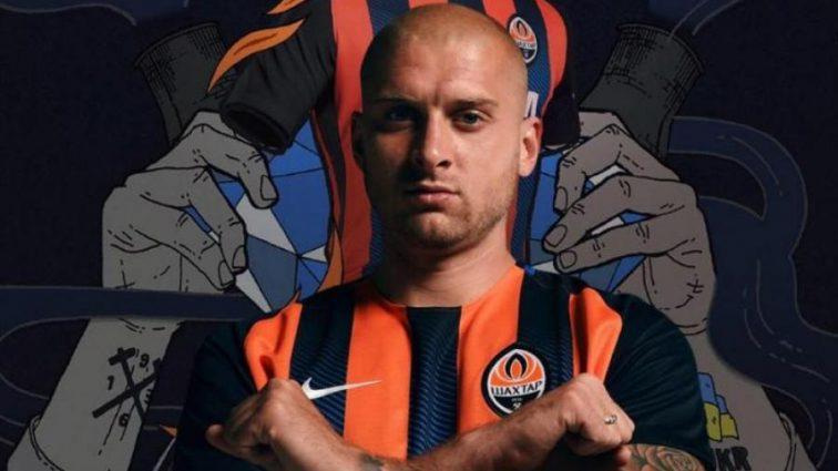 Защитник сборной Украины вызвал гнев в соцсетях