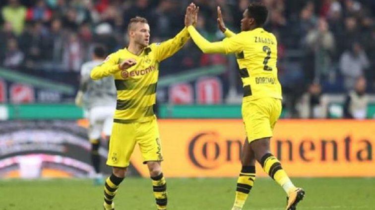 Фанаты немецкого клуба назвали смешной замену Ярмоленко