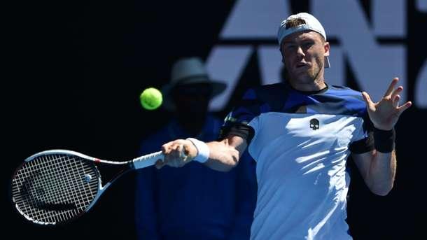 Украинский теннисист выиграл 10 матчей подряд