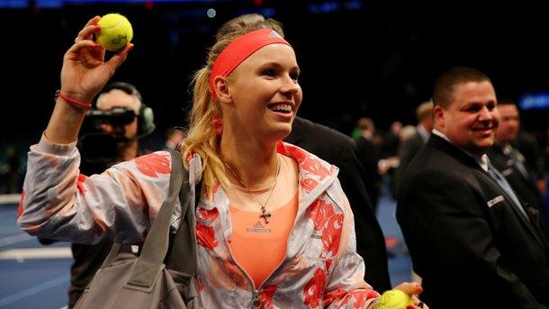 Каролин Возняцки сыграет на Итоговом чемпионата WTA