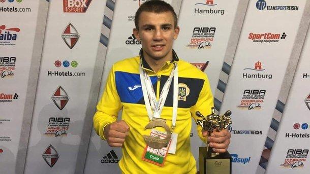 Александр Хижняк признан лучшим спортсменом Украины в сентябре