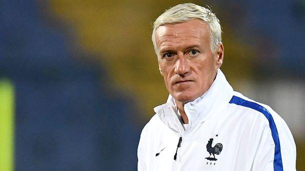 Дидье Дешам установил рекорд по количеству побед на посту тренера сборной Франции