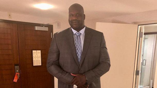 В FIBA отметили заслуги Шакила О'Нила, включив его в Зал славы