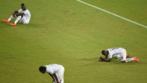 Сборная Ганы просит ФИФА переиграть матч с Угандой