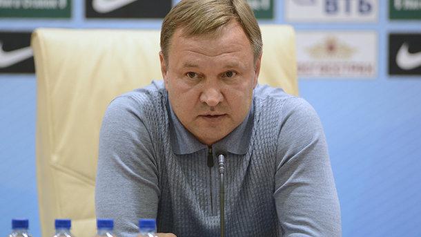 Тренера Юрия Калитвинцева выгнали из «Динамо»