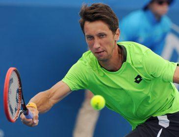 Украинский теннисист зачехлил ракетку на турнире в Бельгии
