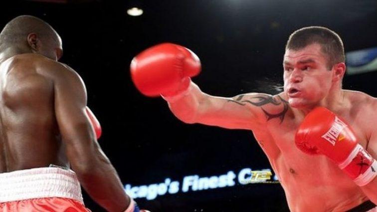 Скандал который развернулся на фоне поединка украинский боксер