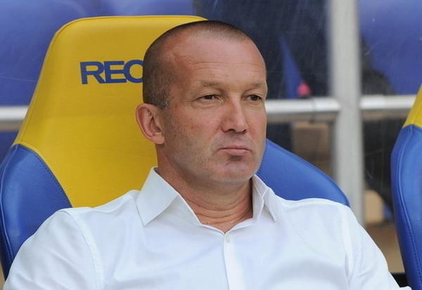 Роман Григорчук – кандидат на пост главного тренера сборной Украины